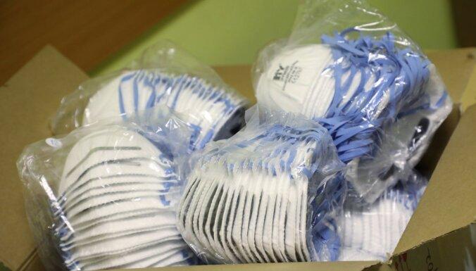 Deivs Jukša: Medicīnisko masku piegāde Latvijai tika veikta atbilstoši pasūtījuma prasībām
