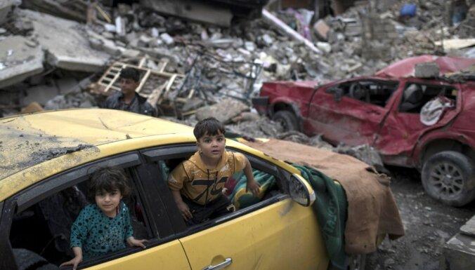 США признали гибель ста мирных жителей в Мосуле от авиаудара