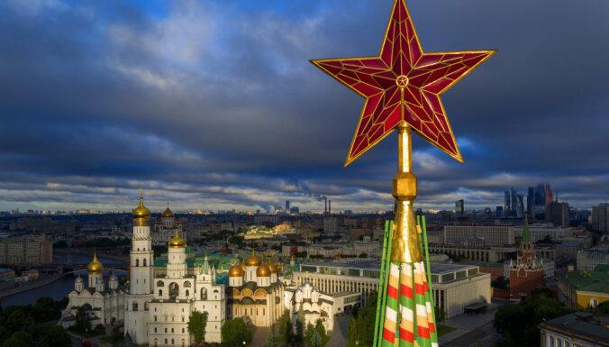 Kremlis Ukrainai piedraud ar karu