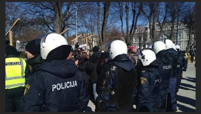 Заявки на мероприятия 16 марта подали Daugavas vanagi и Антинацисткий комитет