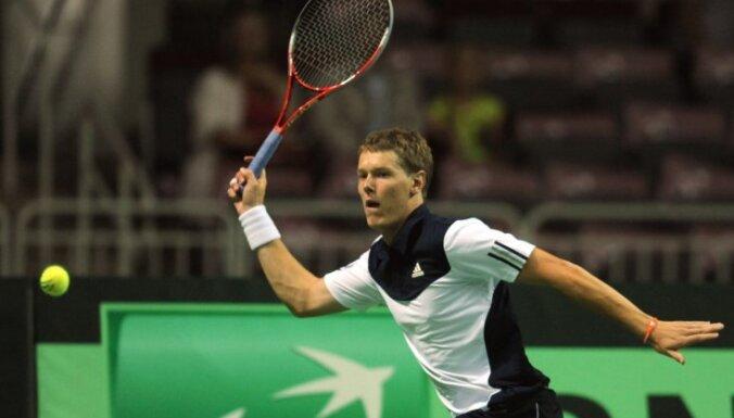 Miķelis Lībietis: vīriešu teniss Latvijā mirst