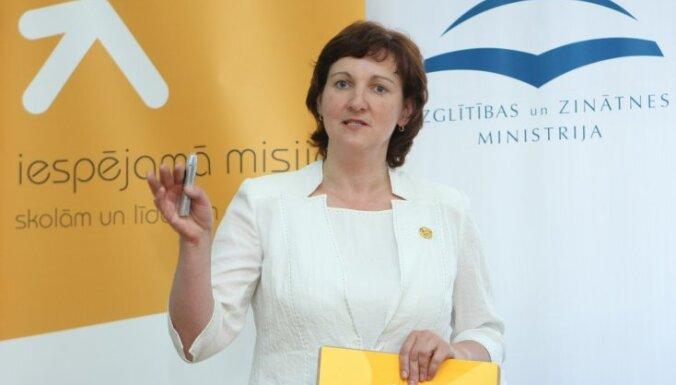 """""""Единство"""" официально выдвинуло Сейле в министры образования"""