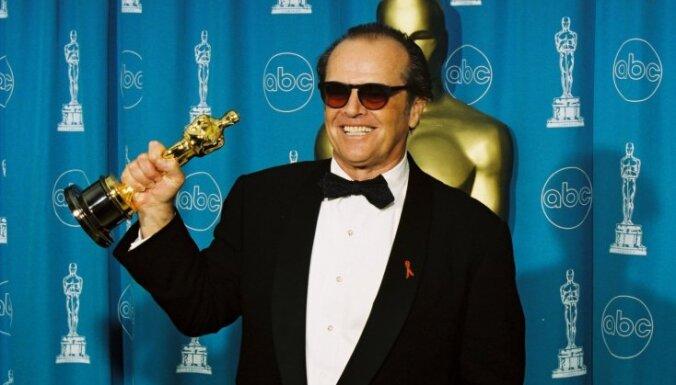 Kino leģendai Džekam Nikolsonam – 80. Visas aktiera 'Oskara' nominācijas