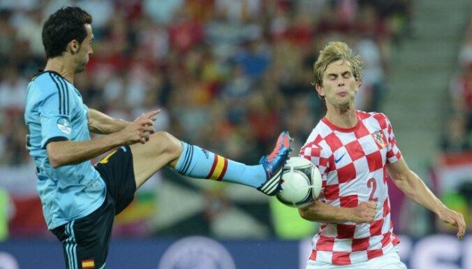 Испания дожимает Хорватию, вынуждая ее покинуть ЕВРО