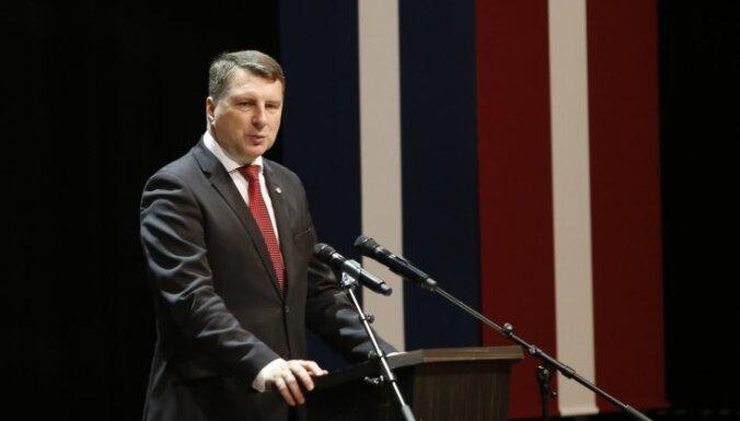 Вейонис уедет на саммит в Польшу, где будет присутствовать и Трамп