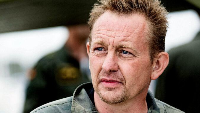 Осужденного за убийство журналистки датского изобретателя поймали при попытке бегства из тюрьмы