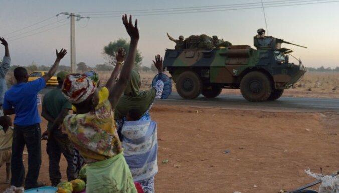 Пабрикс: нет причин не посылать латвийских солдат в Мали