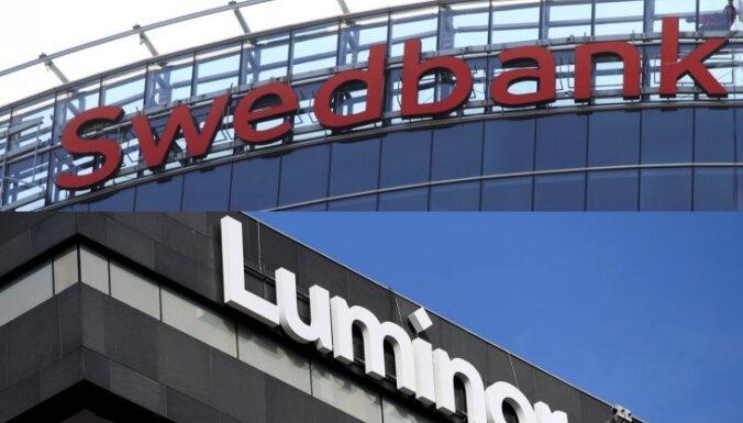 Названы латвийские банки с самой большой прибылью и крупнейшими убытками