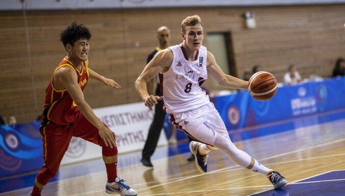 U-19 izlases līderis Vēveris uz sezonu atgriezīsies 'Valmiera Glass'/ViA vienībā