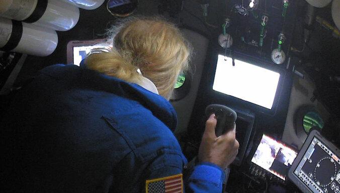 Кэтрин Салливан вошла в историю как космонавт. Теперь она побывала на дне Марианской впадины