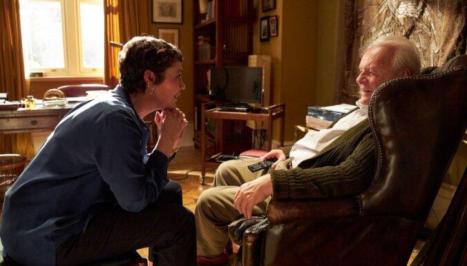 Atmiņas noriets: filmas 'Tēvs' recenzija