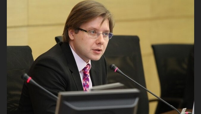 Вулкан нарушил планы мэра Риги: он не летит в США