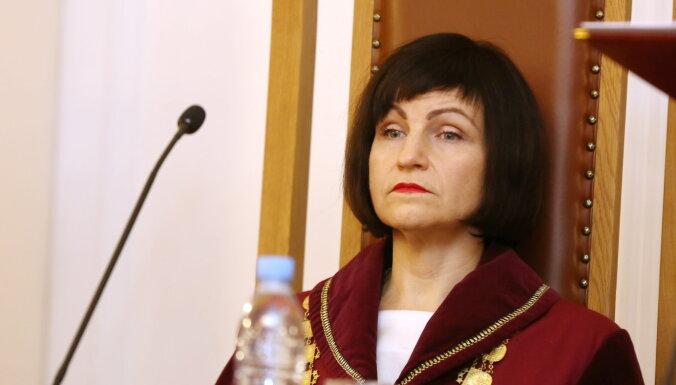 ST vadīs līdzšinējā priekšsēdētājas vietniece Osipova