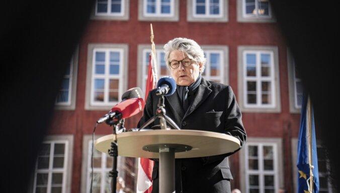 Covid-19: Kolektīvā imunitāte Eiropā var tikt sasniegta līdz 14. jūlijam, spriež komisārs
