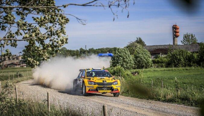 'Rally Liepāja' pēc finansējuma saņemšanas oficiāli kļūst par FIA Eiropas rallija čempionāta posmu