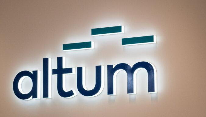 Финучреждение Altum вложило в экономику 165 млн евро для борьбы с кризисом Covid-19