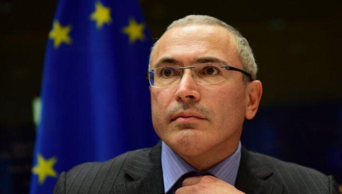 Ходорковский: Путин будет раскачивать ситуацию в Балтии