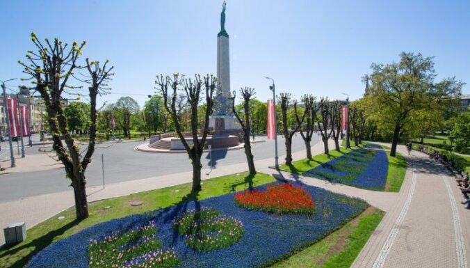 С середины марта в Риге существенно улучшилось качество воздуха