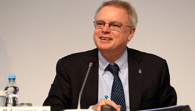 IIHF ģenerālsekretārs: neļausim Latvijas valdībai mūs šantažēt