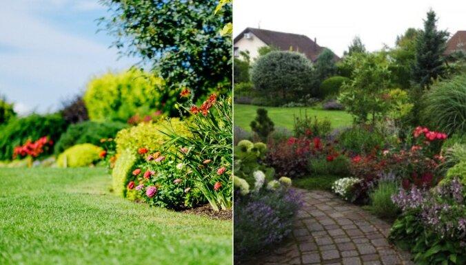 Dārzi ar godalgām. Divi stāsti par skaistākajiem īpašumiem Mārupē