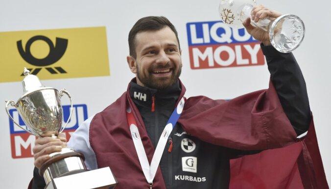 Latvia s Martins Dukurs
