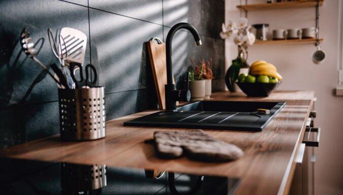 Virtuves izlietnes meklējumos: kā izvēlēties piemērotāko