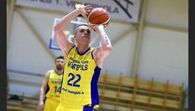 BK 'Ventspils' mača galotnē FIBA Čempionu līgas spēlē piekāpjas Saloniku PAOK