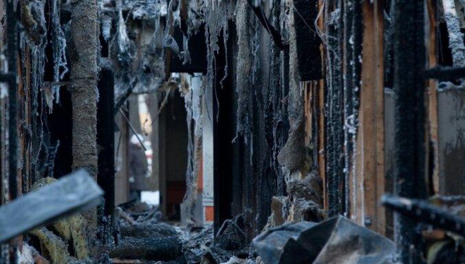 Aizvadītajā diennaktī notikuši vairāki plaši ugunsgrēki