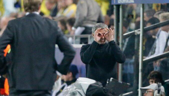 """Моуринью: Если """"Челси"""" меня уволит, значит уволит лучшего тренера за всю историю клуба"""