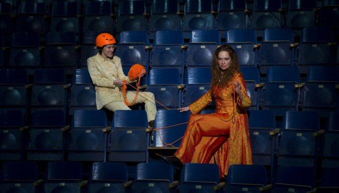 Ļauties rituālam. Gudruna Holka un Eva Vēvere par Rīgas cirku un tā uzskaņošanu