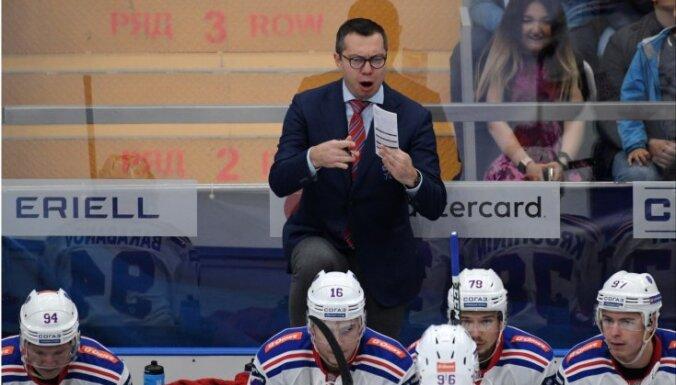 SKA izcīna septīto uzvaru pēc kārtas KHL regulārajā čempionātā