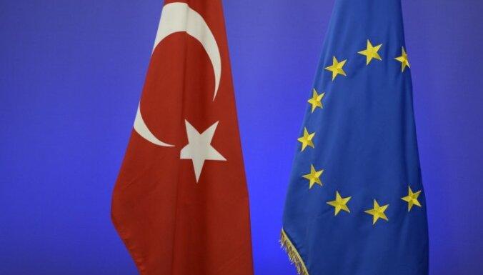 Франция призывает Евросоюз принять меры против Турции