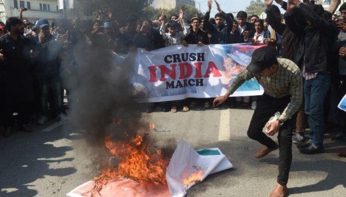 Pakistāna nevēlas karu ar Indiju, apstiprina Armijas preses pārstāvis