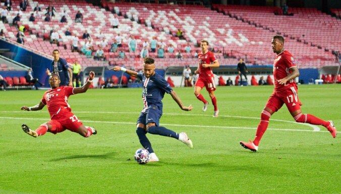 UEFA Čempionu līga: Ceturtdaļfinālā tiksies pagājušā gada finālistes
