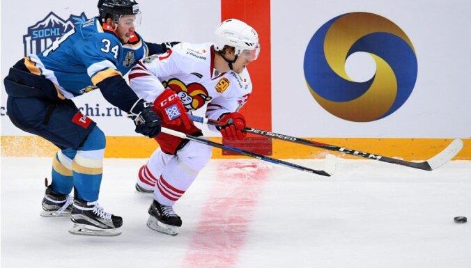 'Jokerit' kļūst par Maskavas CSKA pretiniekiem Gagarina kausa otrajā kārtā
