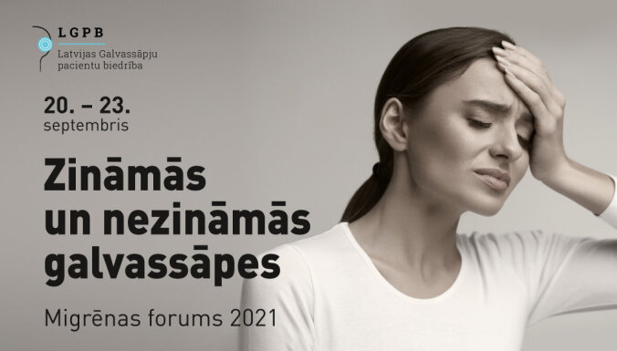 Migrēnas forums 2021