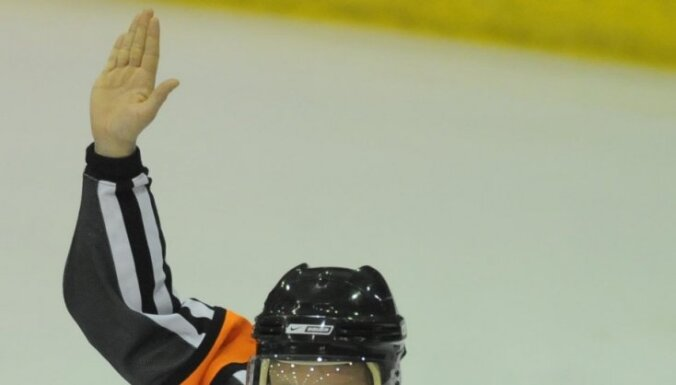 Взгляд на игру чемпионата АХЛ со стороны рефери