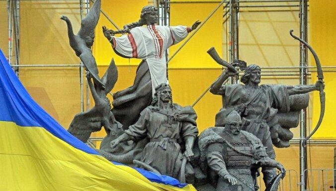 Ukrainā rosina aizliegt pretvalstisku grāmatu ievešanu