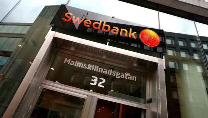 Zviedrijas iestādēs iesniegtā sūdzībā Brauders vaino 'Swedbank' naudas atmazgāšanā
