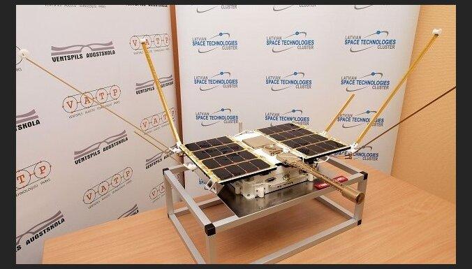 Латвийский спутник может отправиться на орбиту в 2013-м