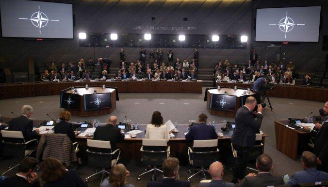 NATO ministri apstiprina kosmosa politiku