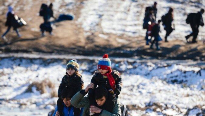 EP ziņojuma projekts: Visām ES dalībvalstīm būs obligāti jāpiedalās bēgļu uzņemšanā