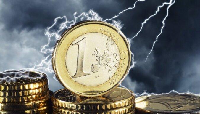 Eurostat: экономический рост в Латвии стремится к нулю