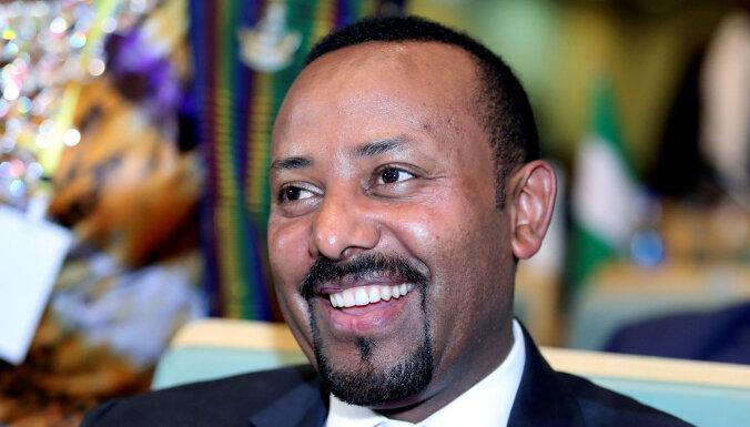 Нобелевская премия мира присуждена премьер-министру Эфиопии Абию Ахмеду Али