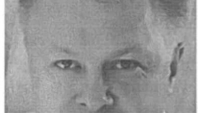Полиция ищет изображенного на фото мужчину