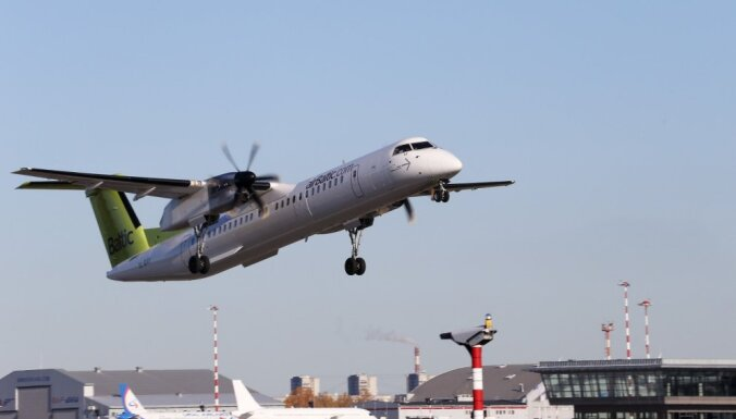 'airBaltic' šodien paredzētais īpašais reiss no Šarm eš Šeihas ir aizkavējies