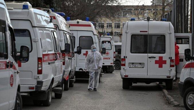 Коронавирус в России: в подмосковном ковидном госпитале произошла авария