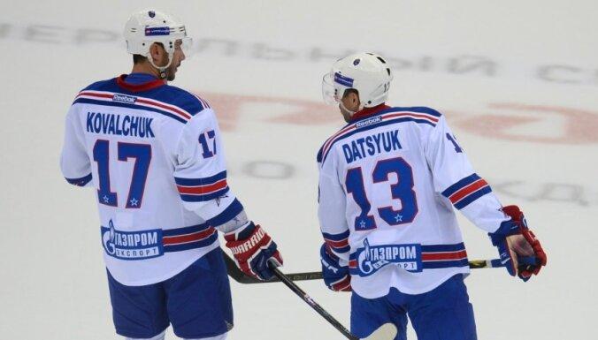 ВИДЕО: В проигранном матче клуб Знарка побил рекорд КХЛ, у Мозякина — очередное достижение