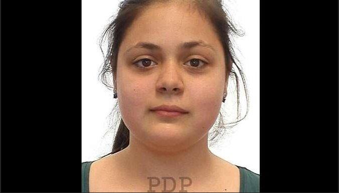 Полиция разыскивает пропавшую 17-летнюю девушку