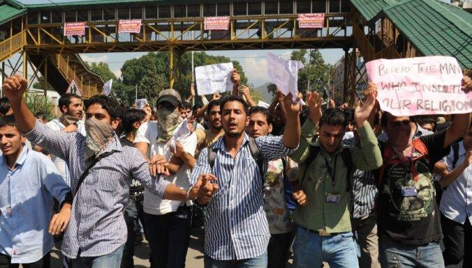 Afganistānā un Turcijā notiek protesti pret antiislāma filmu
